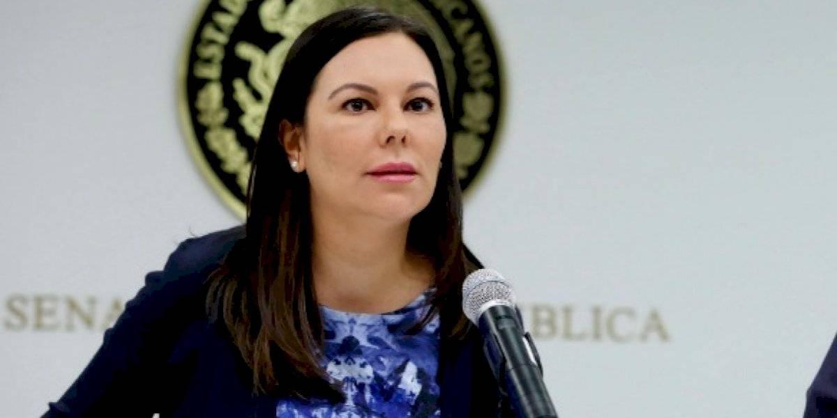 Rechazan a Laura Rojas para presidir la Cámara de Diputados