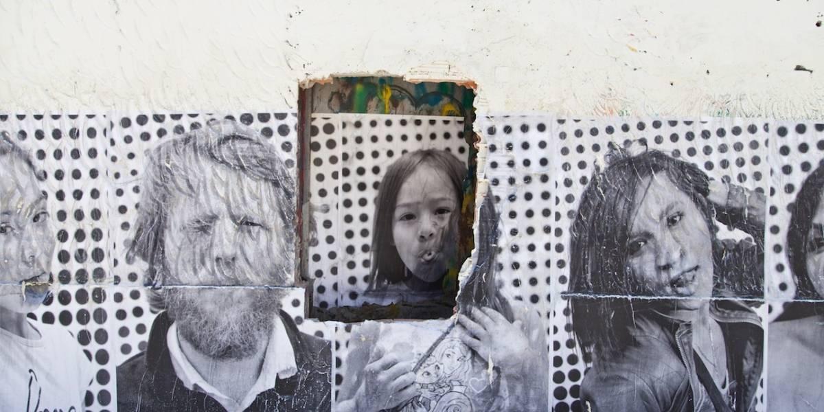El Bronx se convierte en una galería de arte al aire libre