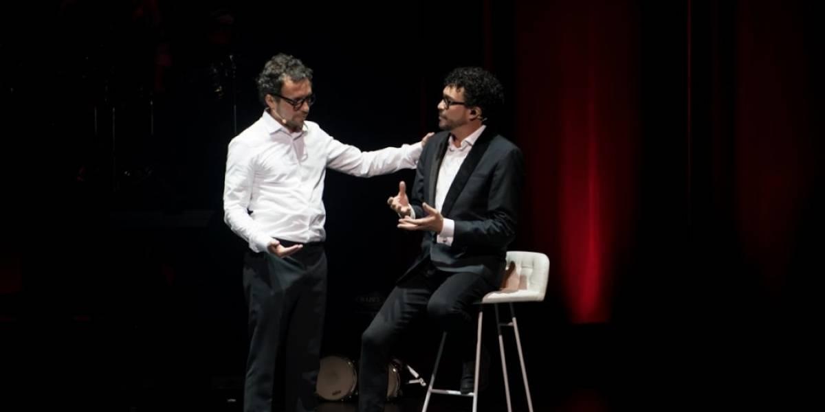 """""""Me encanta ser el narrador de esas historias que solo yo puedo contar"""": Andrés Cepeda"""