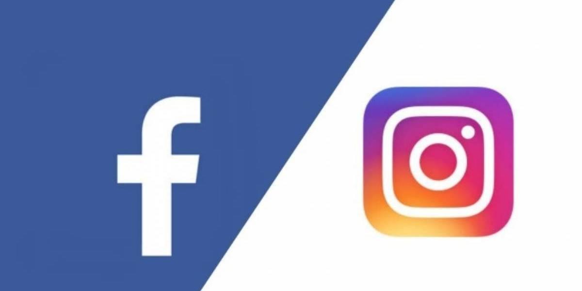 Usuarios reportan que Facebook e Instagram están fuera de servicio