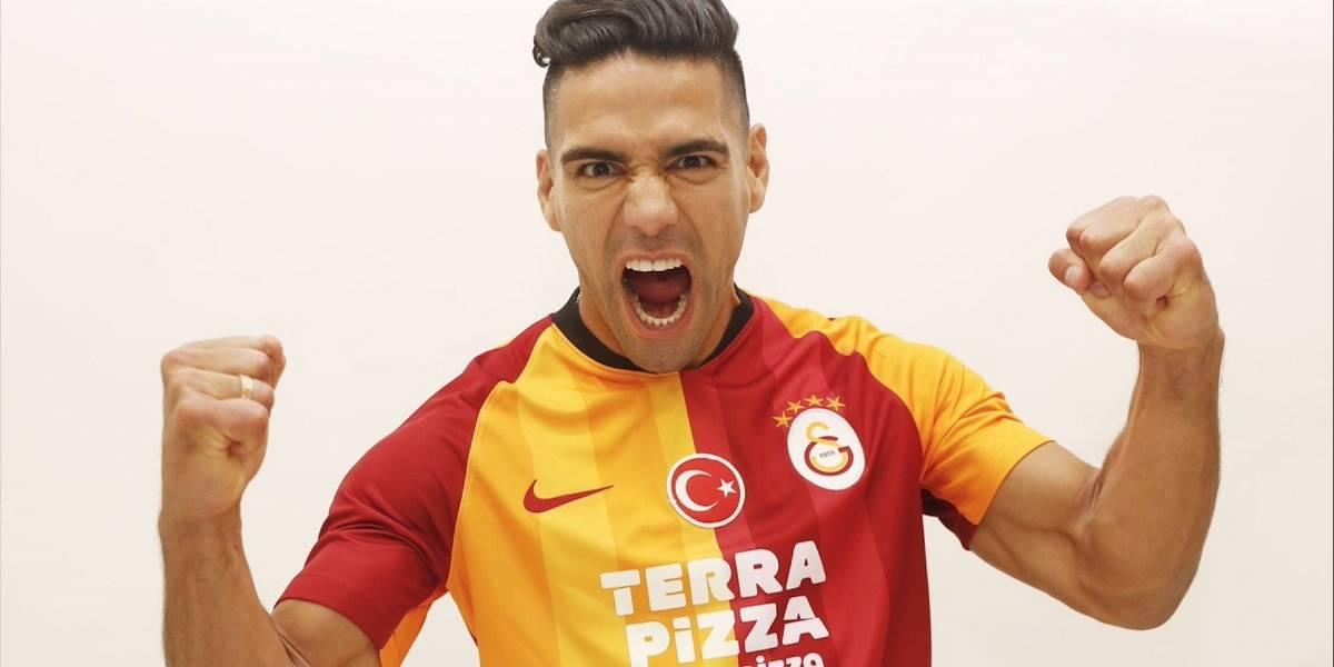 Las fuertes medidas de seguridad para la presentación de Falcao García con el Galatasaray