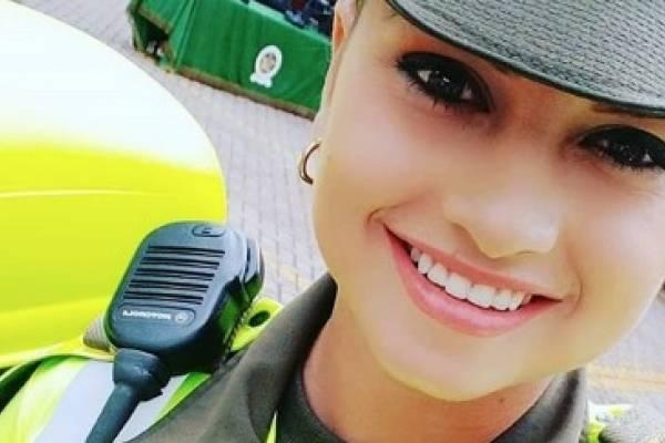La Sexy Policía Que Cautivó Las Redes Sociales Nueva Mujer