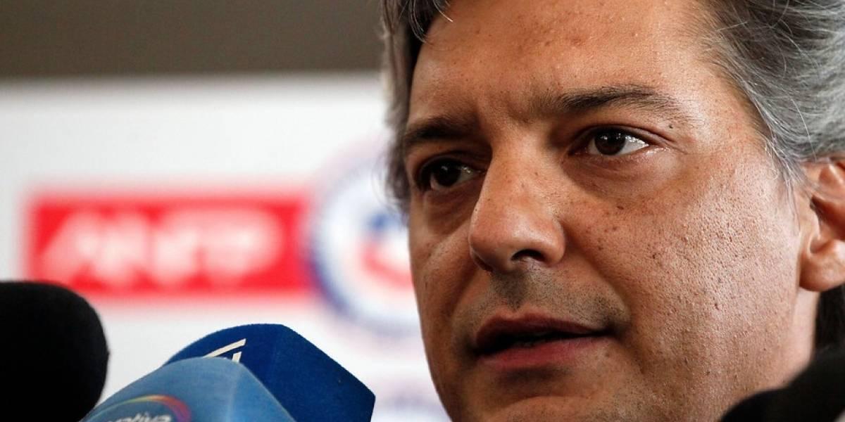 """Sebastián Moreno confirma su renuncia a la ANFP: """"Lo hago para salvar el fútbol chileno de intereses mezquinos"""""""
