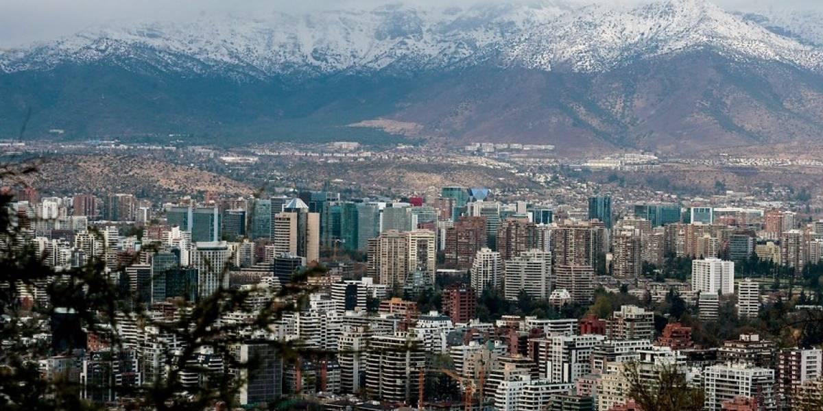 Lluvias débiles afectarían a la Región Metropolitana este jueves