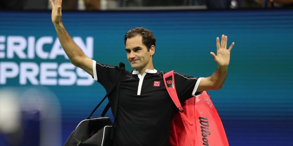¡Locura total! Roger Federer jugará en Colombia contra un Top 10 del ranking ATP
