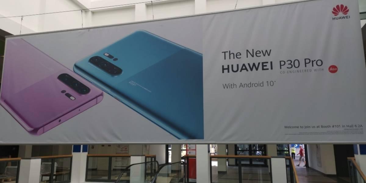 Huawei lanza dos nuevas versiones del P30 Pro en la IFA 2019