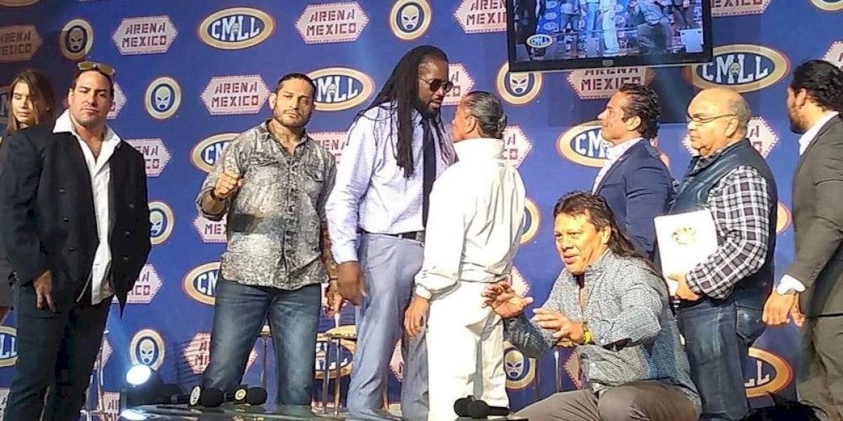 Siete cabelleras se pondrán en juego en el Aniversario 86 del CMLL