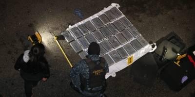 PNC incauta droga valorada en casi US$1.3 millones.