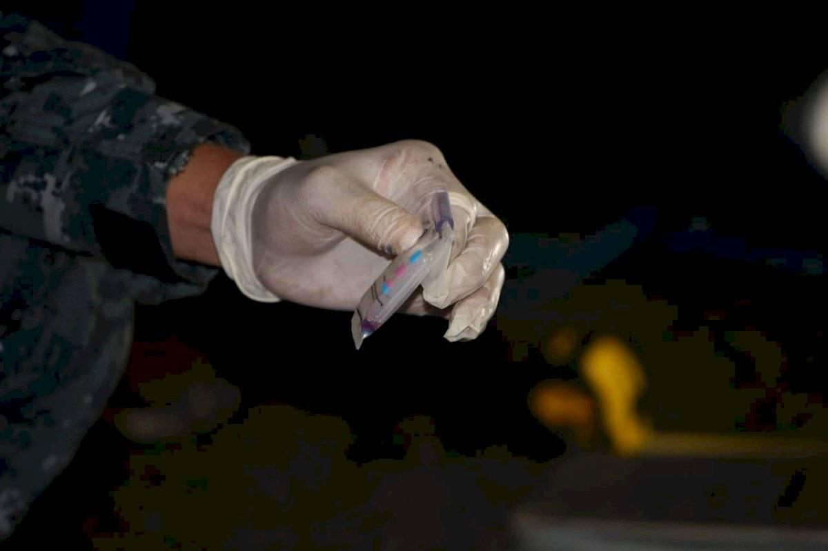 PNC incauta droga valorada en casi US$1.3 millones. Foto: PNC