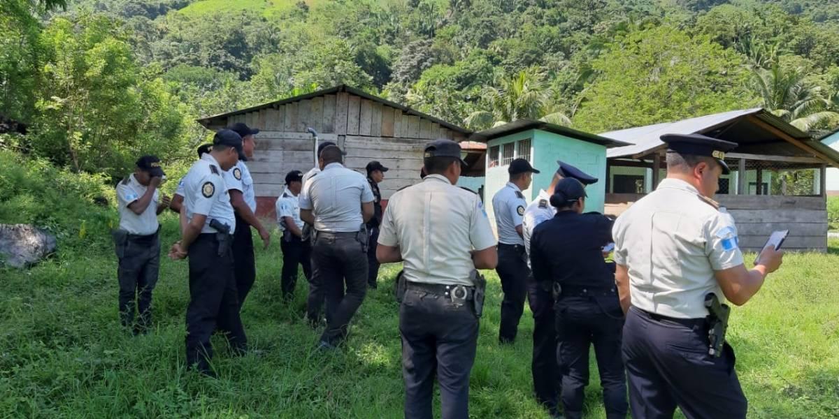 Confirman que dos pobladores resultaron heridos por arma de fuego, en Izabal