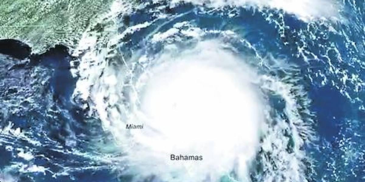 ¿Por qué el huracán Dorian se ha vuelto un fenómeno tan peligroso?
