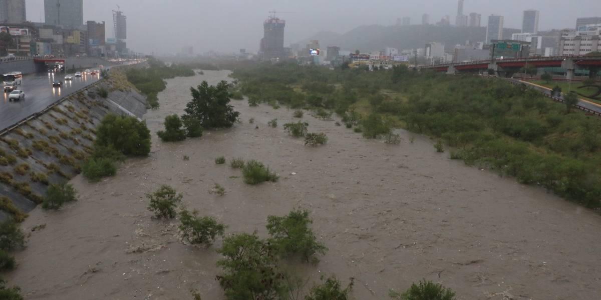 Informa Protección Civil de NL del nivel de ríos y cauces