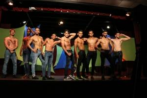"Destacan los ""Hot Body"" de Misters of Puerto Rico 2019"