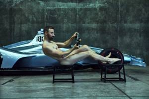 James Hinchcliffe Body Issue 2019