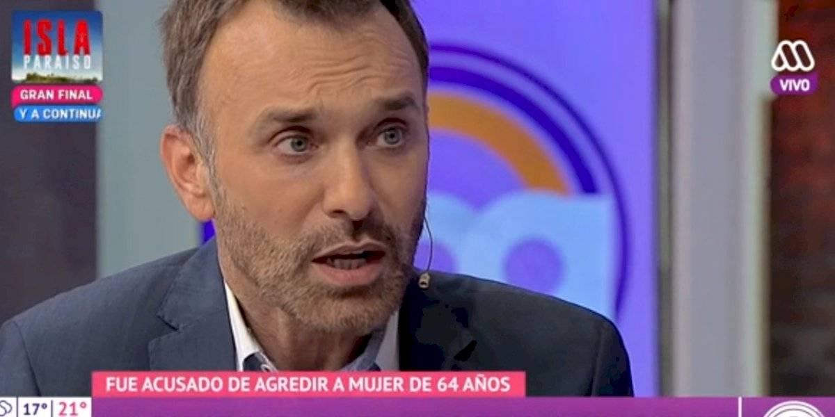 """El mea culpa de Jordi Castell tras protagonizar altercado con mujer de 64 años: """"Fui un poco impulsivo"""""""