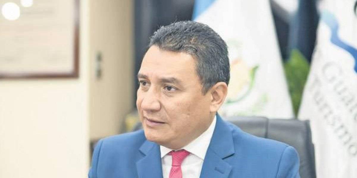 """Jorge Mario Chajón: """"Guatemala debería recibir hasta cinco millones de turistas al año"""""""