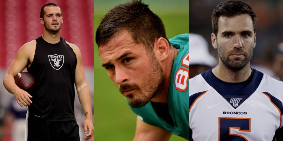 FOTOS: Ellos son los jugadores más guapos de la NFL 2019