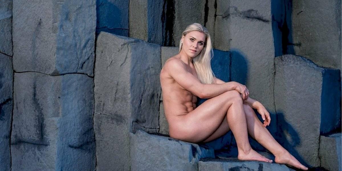 FOTOS. ¡Impresionantes! Estrellas del deporte se desnudan para el Body Issue 2019
