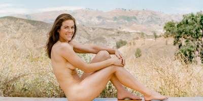 Kelley O'hara Body Issue 2019