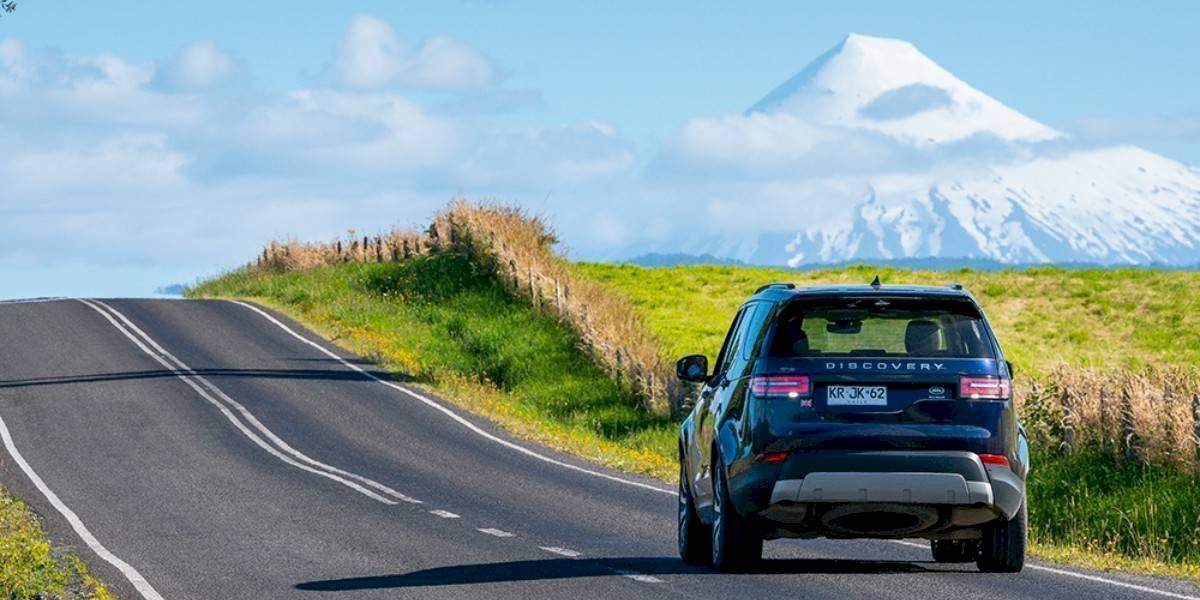Land Rover anuncia segunda edición de su Guía de Viajes