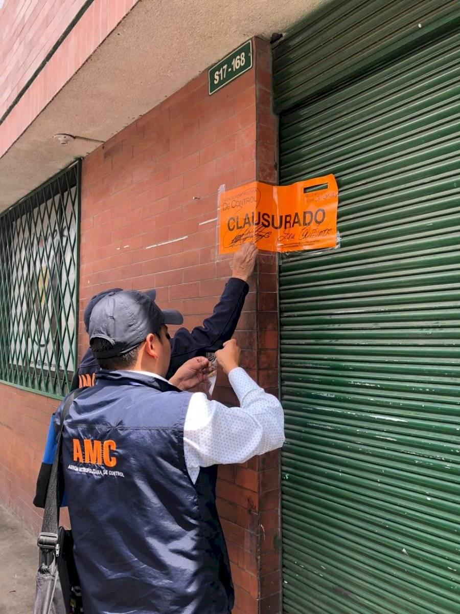 Agencia Metropolitana de Control