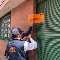 Lavadoras en el sur de Quito clausuradas