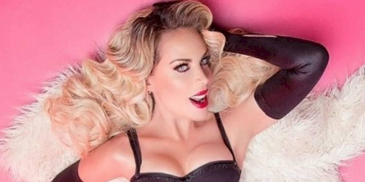 ¡Sin pudor! Lorena Herrera comparte escandalosa imagen en la que muestra su zona íntima