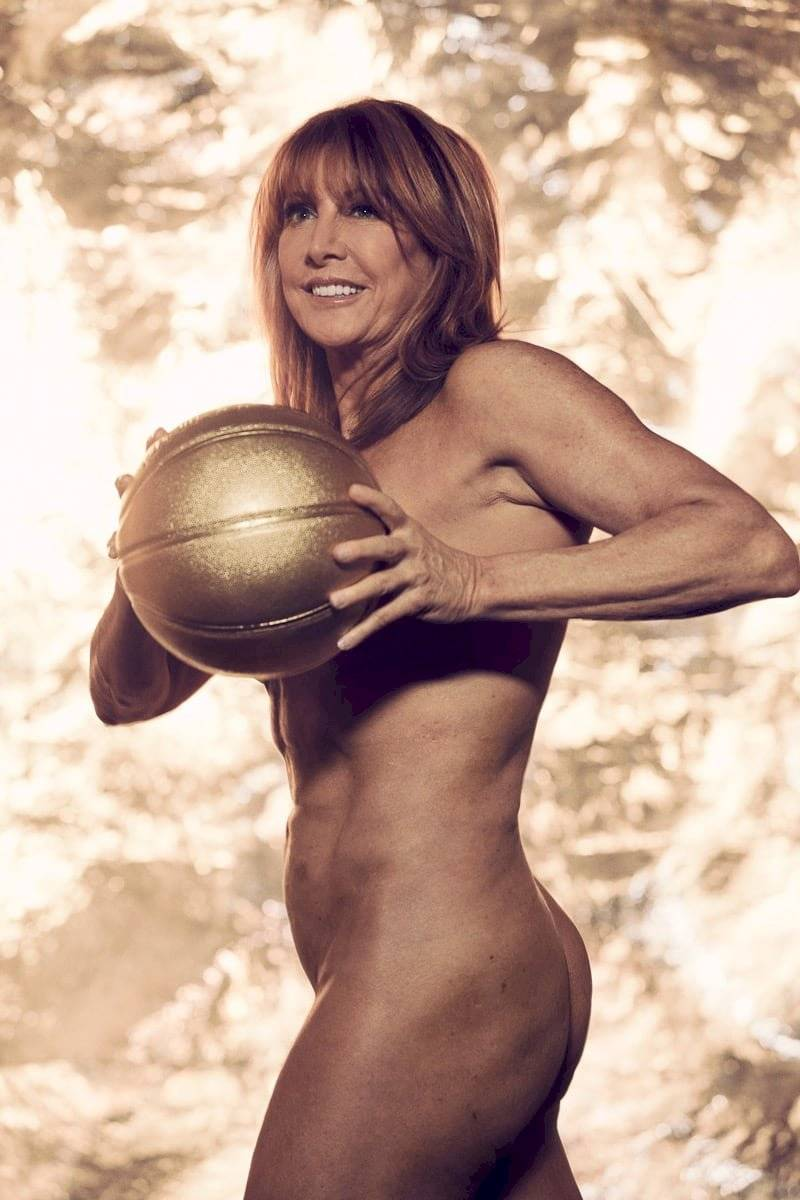 Nancy Lieberman Body Issue 2019