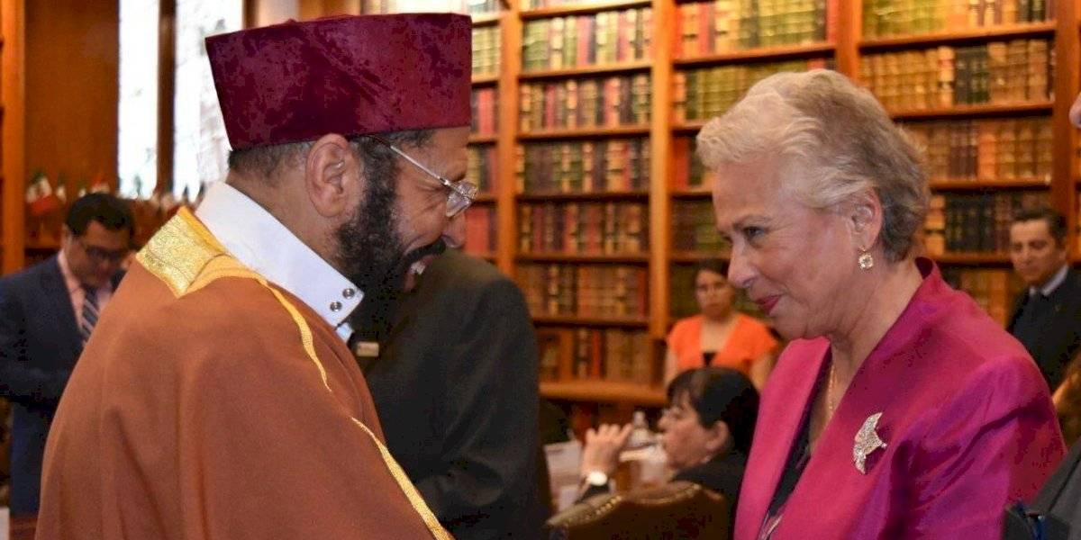 Reafirma Segob su compromiso con un Estado laico y libertad religiosa
