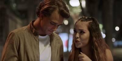 ¿Danna Paola de Élite y el ex de Tini andan juntos? ¡Video genera polémica!