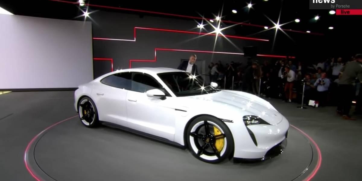 Porsche Taycan, el primer eléctrico de la marca, ha sido presentado: aquí los impactantes datos