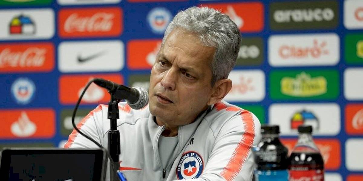 La molestia de Rueda al ser consultado por el pedido de Bravo para el retorno de Marcelo Díaz