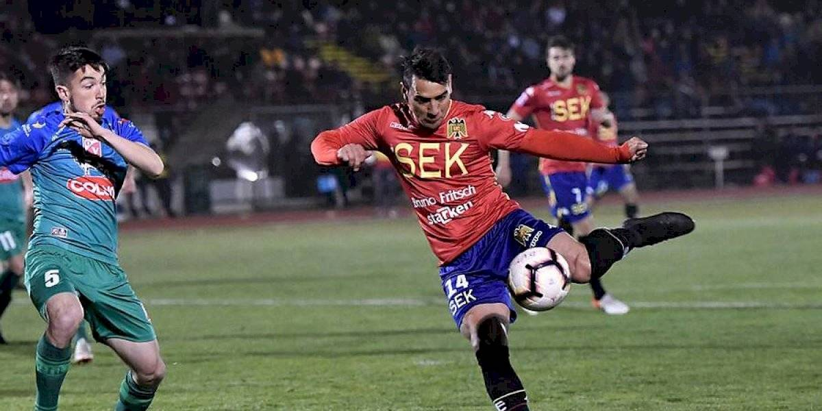 Unión Española se convirtió en el último clasificado a los cuartos de final de Copa Chile