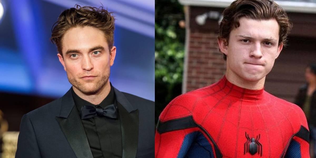 ¡Impactante! Esto dijo Tom Holland sobre Robert Pattinson