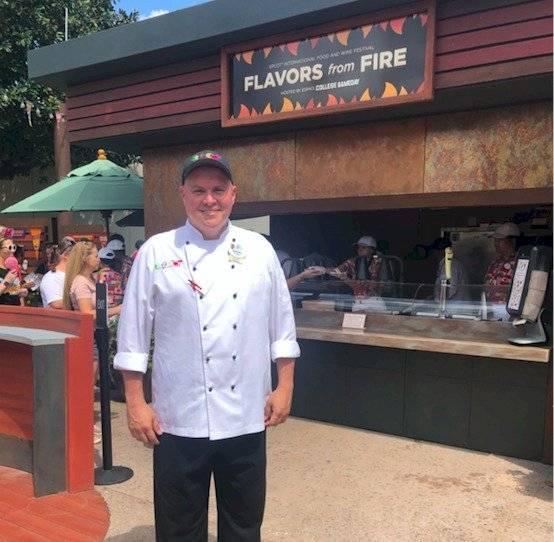 Chef Daniel Contreras
