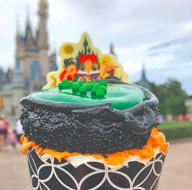 Amuck cupcake