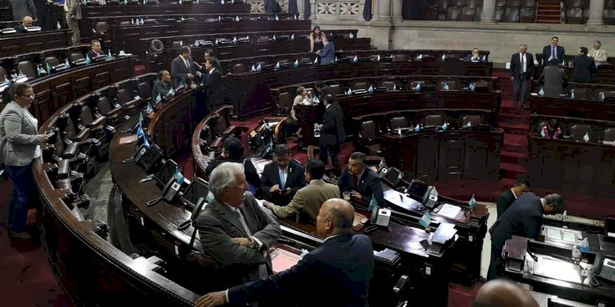 Congreso oficializa creación de comisión para investigar a la CICIG