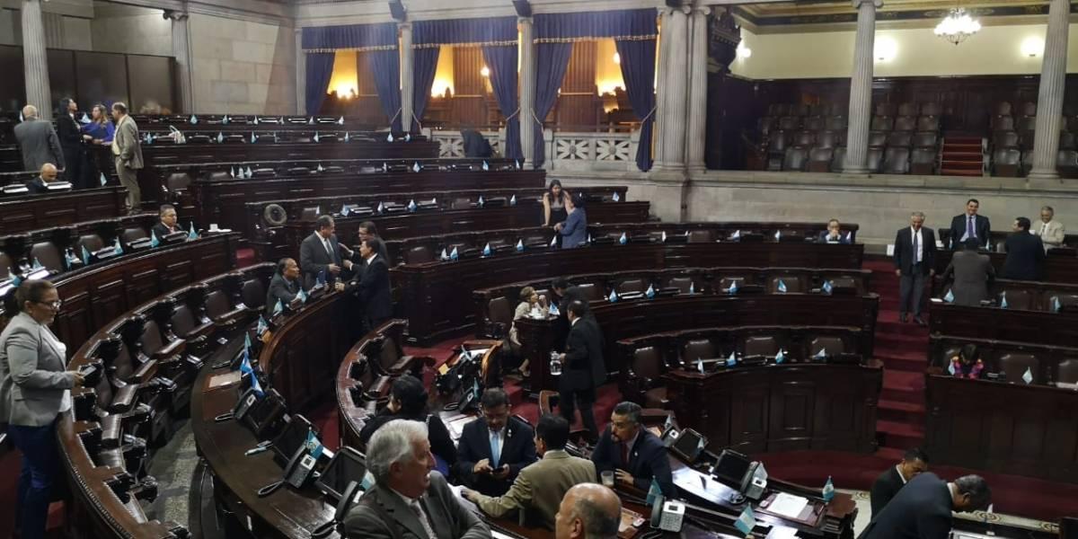Congreso aprueba en segunda lectura el estado de Sitio