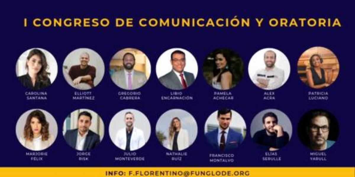 Sodode y Funglode realizarán primer Congreso de Comunicación y Oratoria