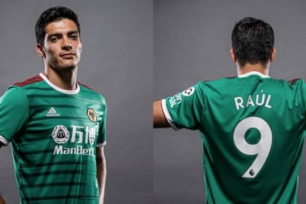 new product 3be38 e1fdd Wolves presenta uniforme 'mexicano' para la Premier League ...