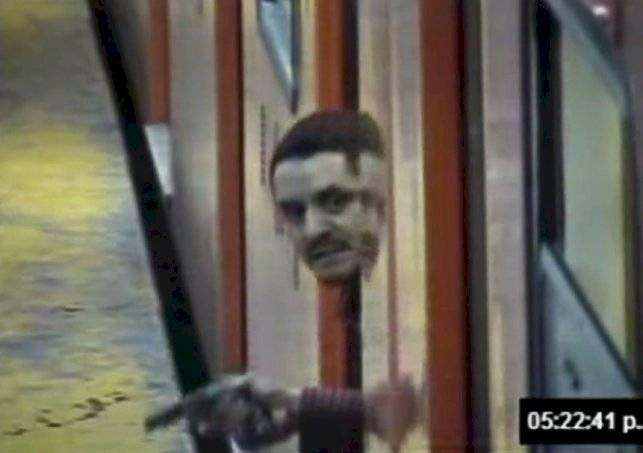 Hombre dispara en Metro Balderas