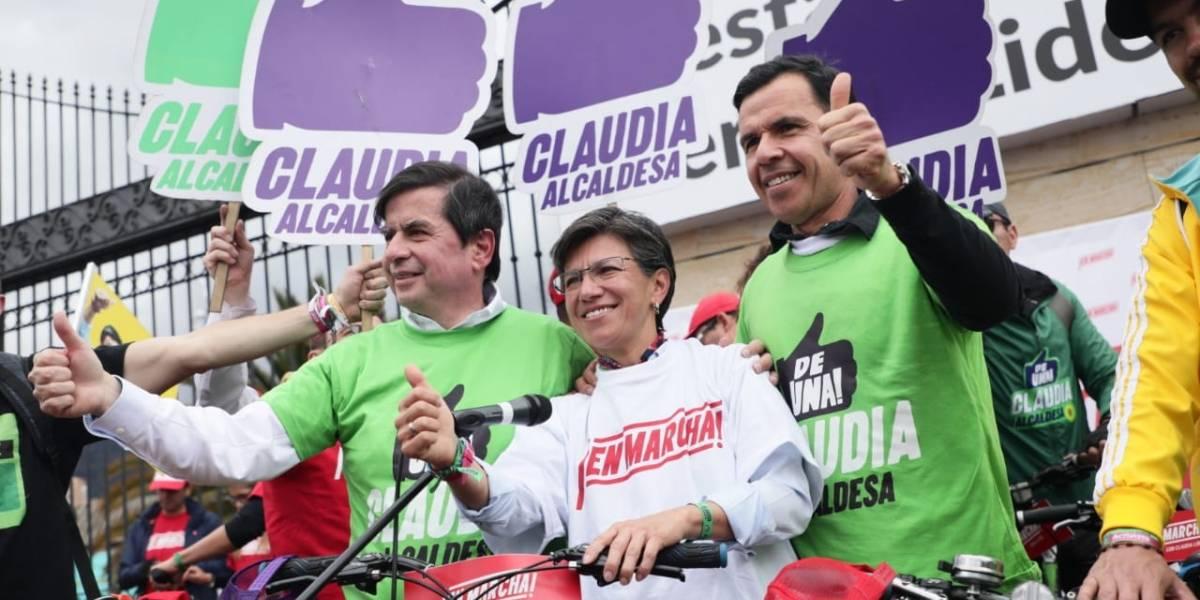 Exministros de Santos se unen a la candidatura de Claudia López