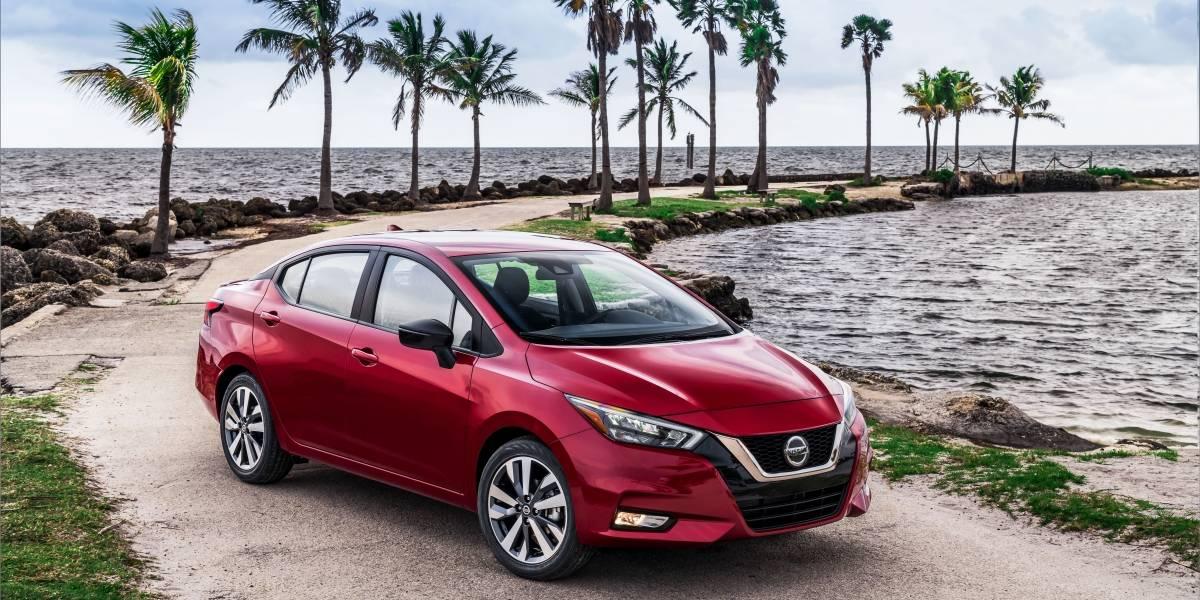 El rediseñado Nissan Versa 2020 hace su debut en Puerto Rico