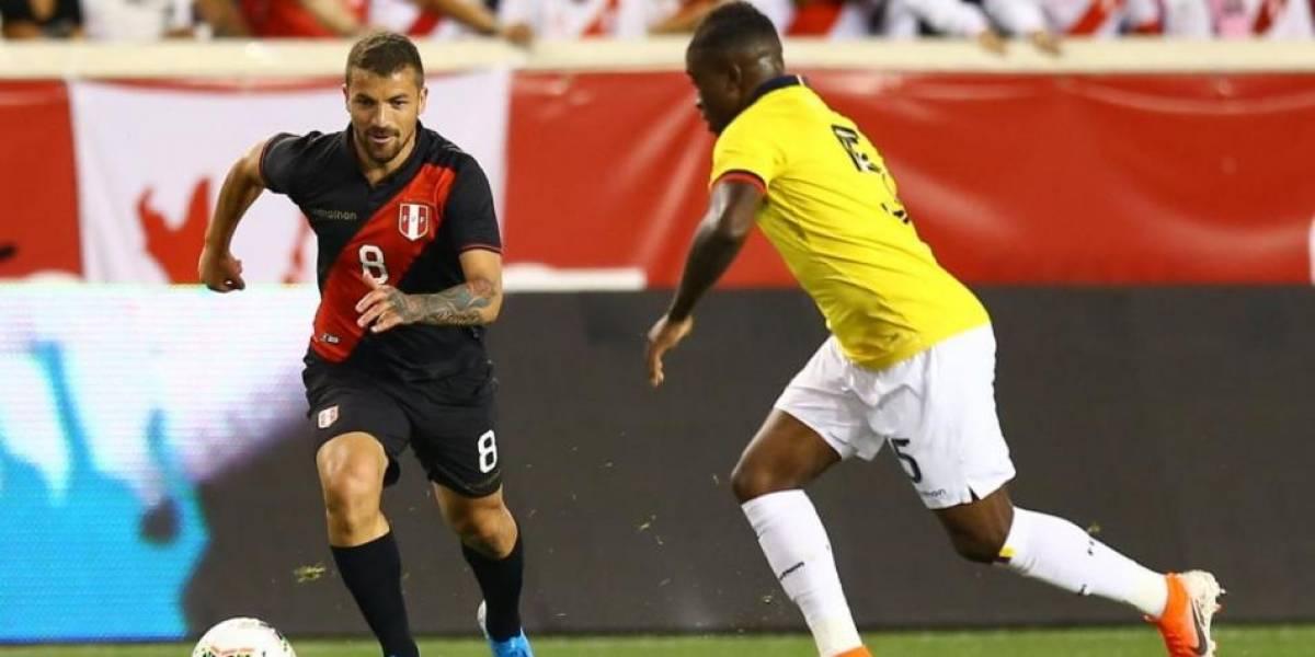 """""""Aplicado, solidario, fisicamente impecable"""": En Perú destacaron el debut de Gabriel Costa en la selección"""