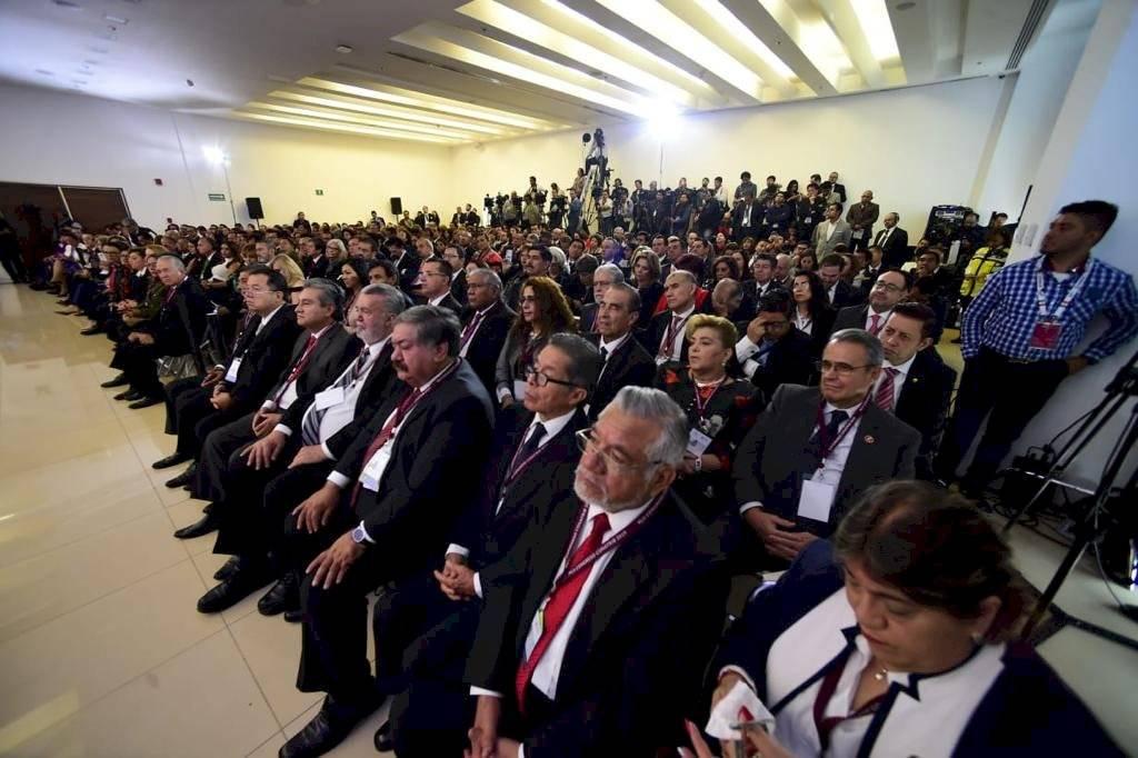 Ceremonia inaugural del XLII Congreso Nacional de Tribunales