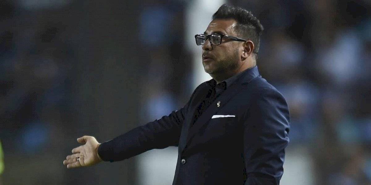 Se tambalea llegada de Antonio Mohamed al Cruz Azul