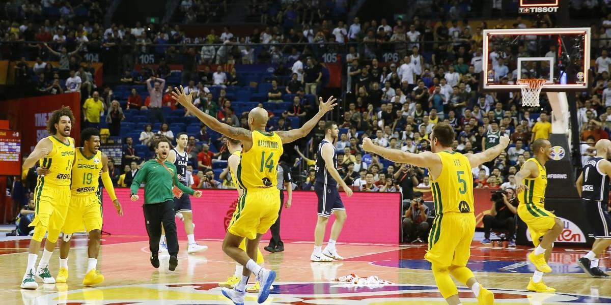 Brasil termina invicto la fase de grupos de Copa del Mundo China 2019