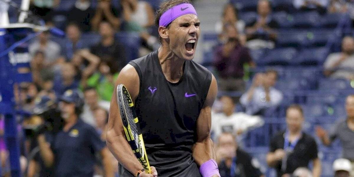 Rafael Nadal avanza a las semifinales del US Open 2019