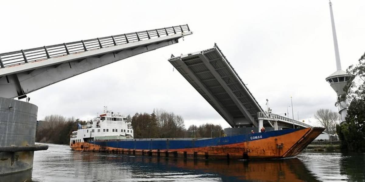 Hubo errores en el diseño: Justicia exculpa a constructora española y asegura que no es responsable por puente Cau-Cau