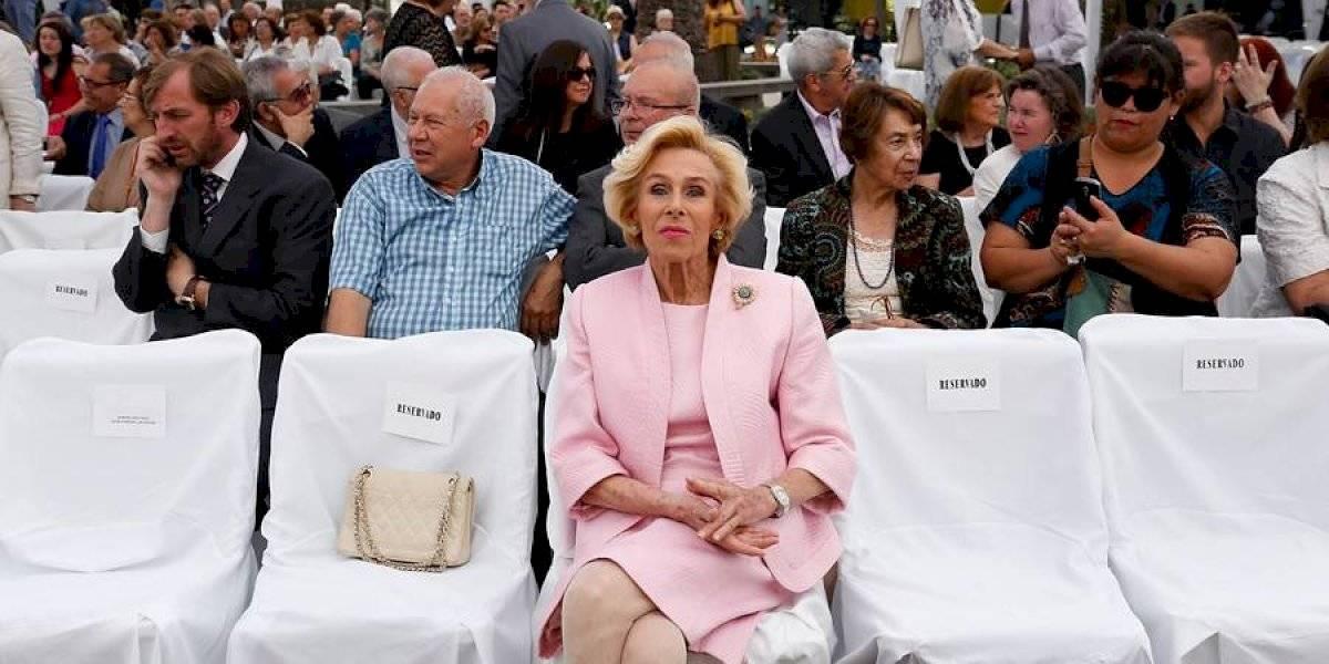 """""""Queremos un Chile más igualitario y sobre todo, diría yo, más feliz"""": Mary Rose McGill se une al partido de José Antonio Kast"""